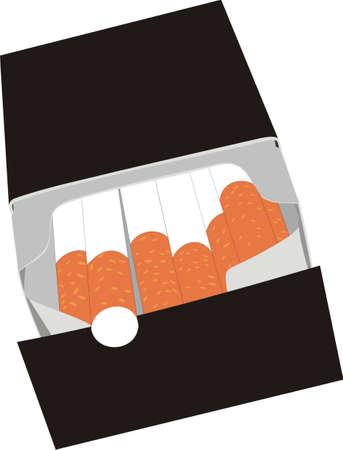 cigaret: Pack of cigarets