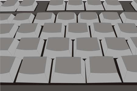 necessity:  keyboard