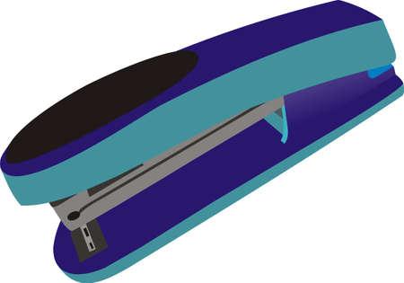 stapler: Stapler Illustration