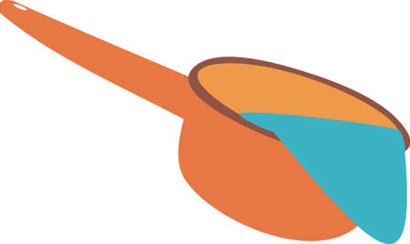 necessity: Ladle with water