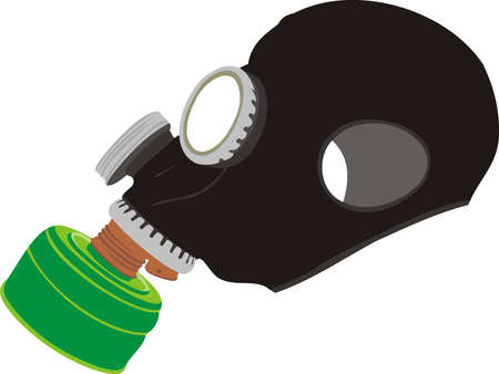 necessity: Reliable gas mask