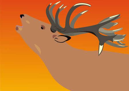 harmonous: Deer on a decline