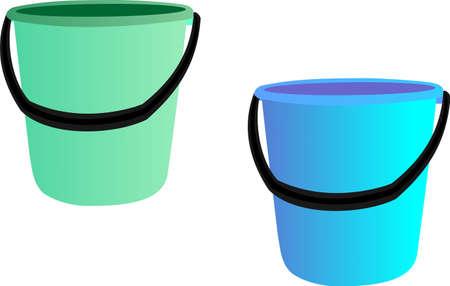 capacity: Big bucket