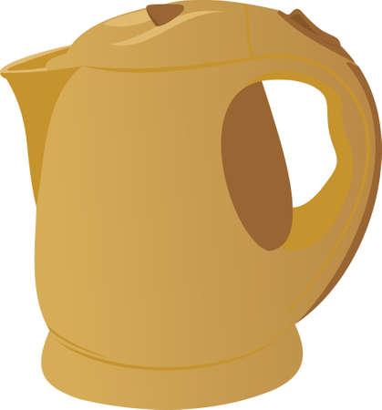 Big bucket Stock Vector - 13496602