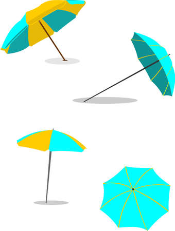 haltbarkeit: Sonnenschirm