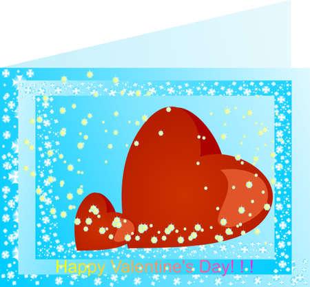 Greeting card Stock Vector - 16950905