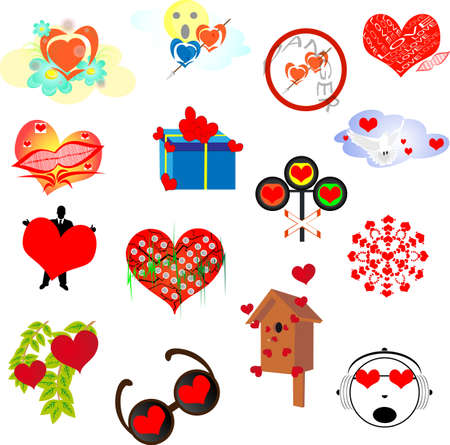 Icons for a site