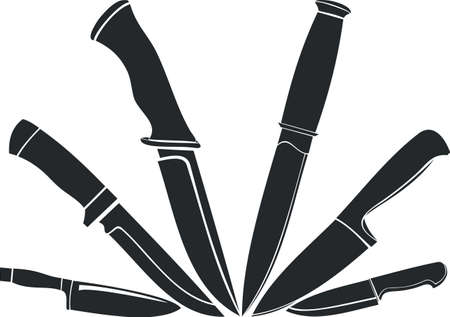 Set of knifes