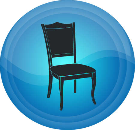 The button with the chair image