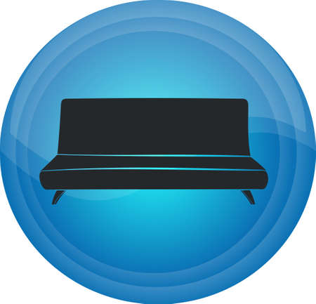 The button with the sofa image