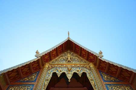 Phrasingha Voramahaviharn tample