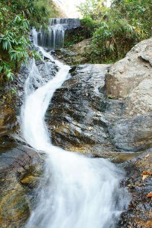 hueykaw waterfall thailand