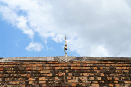 Roof of temple thai style, Chiangmai