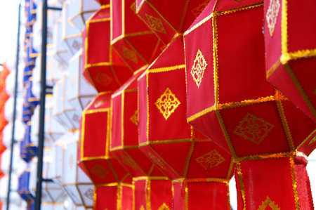 Chiang mai lanterns festival   lantern is one of the most popular souvenir in northern Thailand