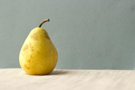 A pear  Stock Photo