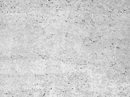 White painted concrete ground, background texture. Standard-Bild