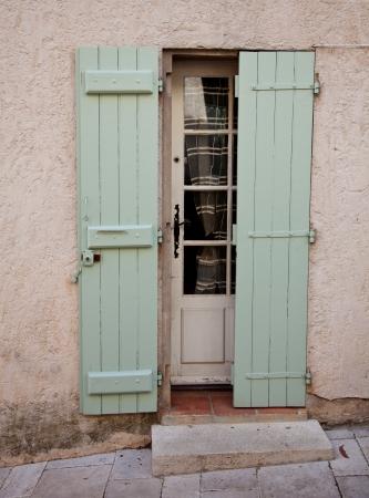 provencal: Traditional provencal home