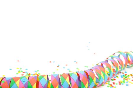 Carnival background template Standard-Bild