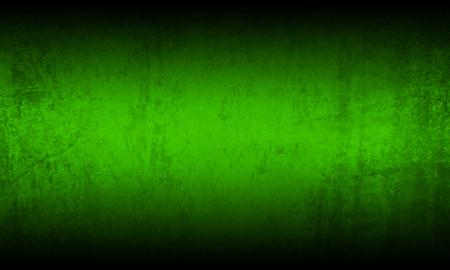 Groene zwarte grunge achtergrond textuur