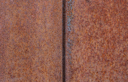 rusty metal: Rusty metal plate background texture