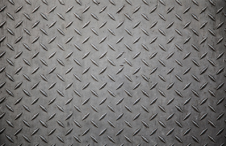 Industrial metal plate background texture