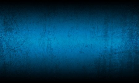 Blue black grunge background texture Stock Photo