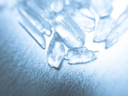 meth: Methamphetamine also known as crystal meth