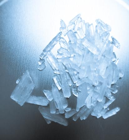 Methamfetamine ook wel bekend als crystal meth