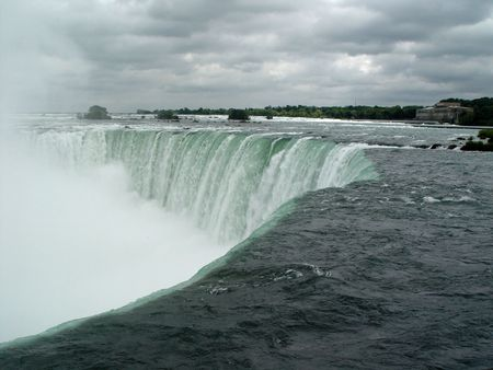 Niagara Falls - Canadien Falls photo