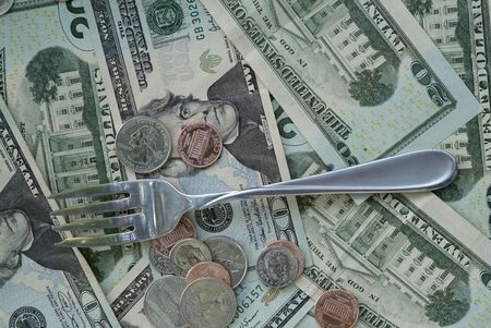 cost of eating photo