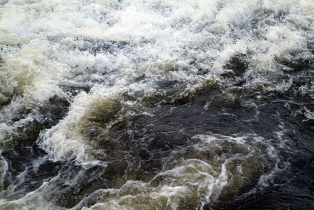 rushing water: Rushing water background