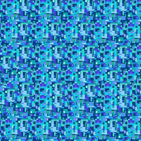 Aqua sfondo blu Archivio Fotografico - 2370277
