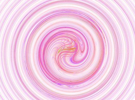pink spiral background
