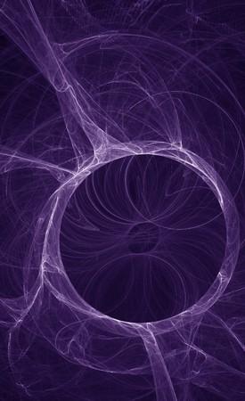galactic: abstract galactic circle
