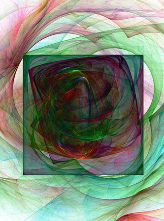 abstract colorful square design image 版權商用圖片