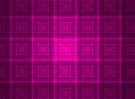 fractal pink: vibrant bright neon hot pink square texture background Stock Photo