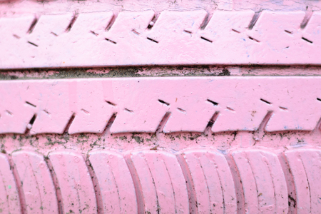 tyre tread: Tire Wheel Pink Texture
