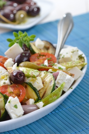Greek vegetables Stock Photo - 21042360