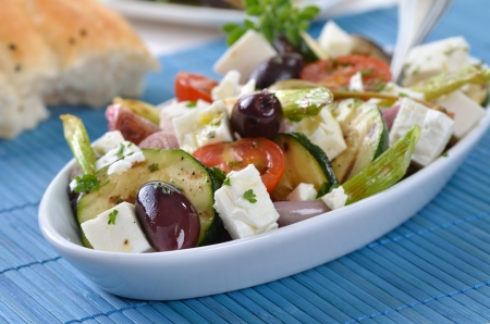 Greek vegetables Stock Photo - 21042363