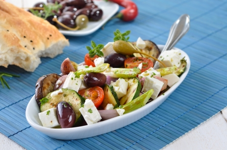 Greek vegetables Stock Photo - 21042366