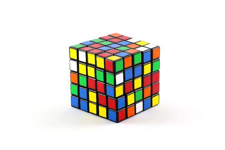 Difficult Puzzle Banco de Imagens - 40913713