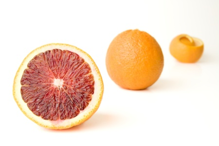 Blood Oranges Stock Photo - 12432786