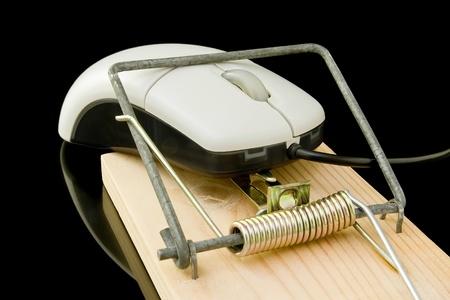 piege souris: Souris Mouse Trap Banque d'images