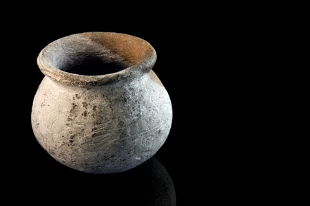 Stone-age Earthenware Jar