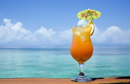 Tropical Drink Paradise photo