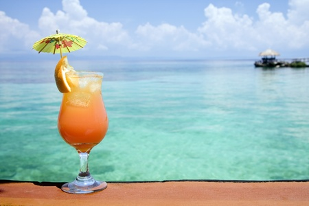Tropical Drink Paradise