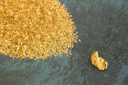 Natural Placer Gold Nuggets