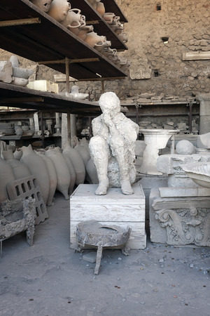 artifacts: Ancient Artifacts From Pompeii
