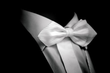 tie bow: Chic ed elegante abito