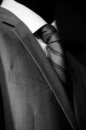 Chic and stylish suit photo